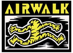 I lived in Airwalk gear when I was a kid