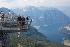 One day in Hallstatt and Dachstein Krippenstein with crowd beating tips, best things to do, where to stay, how to get here, and how to plan your time. Stuff To Do, Things To Do, Rock Climbing Gear, Hang Gliding, Bungee Jumping, Salzburg, Outdoor Camping, Bouldering, Trekking