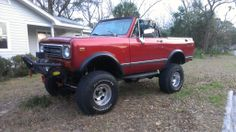 International Scout | 1979 International Scout II Restored - The Hull Truth - Boating and ...