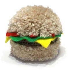 Pompom burger