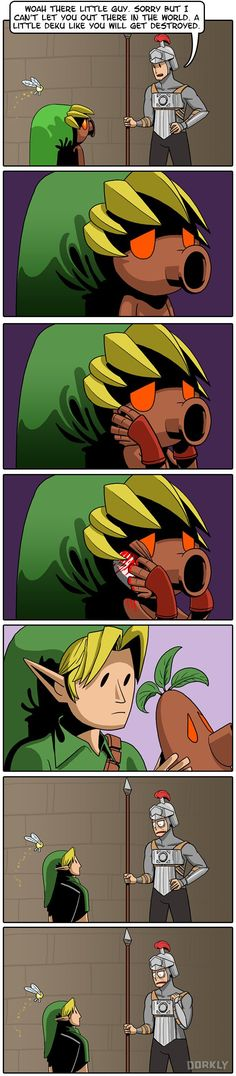 Majora's Mask: Something is Wrong With the Kids
