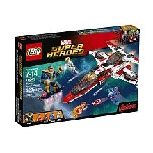 Searching for LEGO Super Heroes Avenjet Space Mission 76049 but sold out? Why not try our FREE LEGO Super Heroes Avenjet Space Mission 76049 In Stock Tracker. Captain Marvel, Captain America, Free Lego, Jungle Room, Lego Marvel's Avengers, Model Building Kits, Buy Lego, Toy Store, Lego Sets