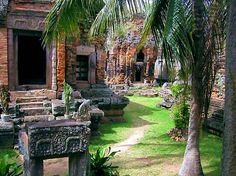 Phnom Chisor in Cambodia