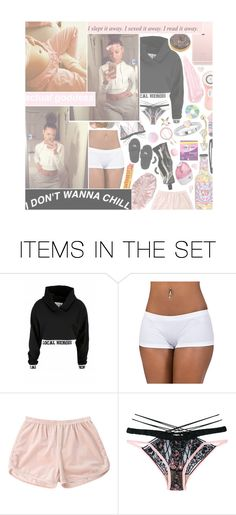 """""""- Marie"""" by p-ineappless ❤ liked on Polyvore featuring art"""