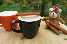 A Recipe For Family-Friendly Herbal Chai