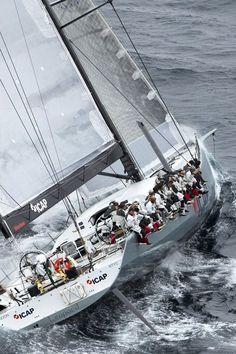 Sidney-Hobart Race Sailboat Racing, Sail Racing, Yacht Boat, Yacht Design, Sail Away, Super Yachts, Set Sail, Speed Boats, Tall Ships