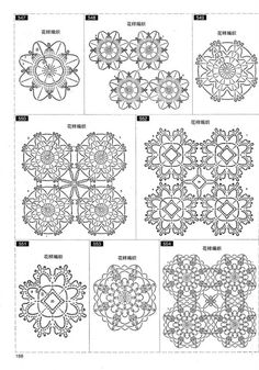It's simple, free and blazing fast! Crochet Motif Patterns, Crochet Diagram, Crochet Designs, Crochet Basics, Couture, Cross Stitching, Doilies, Applique, Projects To Try