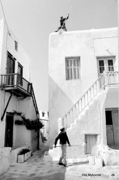 #Mykonos at the Old times ...