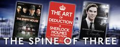 To celebrate the conclusion of filming on Sherlock S3E2: The Sign of Three, and to mark the three day Bank Holiday in the UK and Memorial Day weekend in the USA, MX Publishing are offering a 20% discount on three bundled books on Sherlockabilia, our new online store, until 23:59BST on Monday May 27 2013.