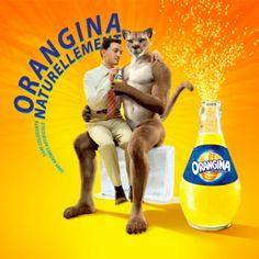 #orangina #publicité
