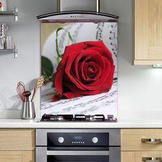 Rose Notes   Feeling the Love this Valentine's... Why not pick a personalized splashback for your loved one. Have a special place you both shared? We have a wide range of romantic places to choose from.