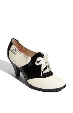Umm... grown up saddle shoes.  Hello Christmas present to me!