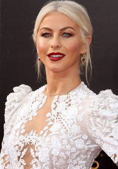 Julianne Hough at the 2016 Primetime Creative Emmy Awards held at the Microsoft Theater in Los Angeles on September 11, 2016