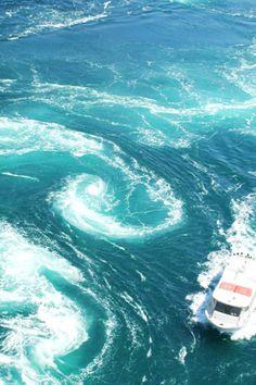 [Naruto Whirling current] - 徳島・鳴門渦潮 - Naruto, Tokushima, Japan