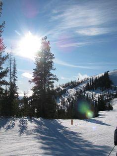 Ski Idaho @ Schweitzer.