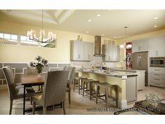 Interior Kitchen. Eplans HWEPL77304