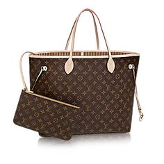 Neverfull GM - Monogram Canvas - Handbags | LOUIS VUITTON  http://ca.louisvuitton.com/eng-ca/products/neverfull-gm-monogram-007652
