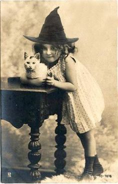 ✯ Little Witch .:☆:. By Romany Soup on Flickr ✯