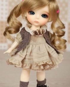 Ball-jointed doll Lati (Fullset)