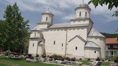 Monastère de Milesheva, 14ème siècle, lieu où fut établit la première imprimerie serbe par la suite...