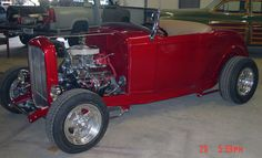 Dads favorite  '32 Ford...