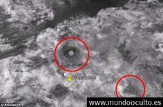 Imagen de la NASA muestra un domo y una pirámide en Marte