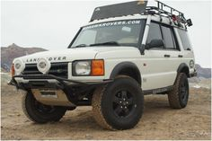 Do you love diesel Land Rovers? Are you about ready to jump ship for another country to get your hands on one? Well don't pack your bags just yet, we have found a great Discovery II that is not only tastefully modified, but may be able to quench