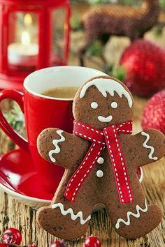 Met warme chocolademelk!