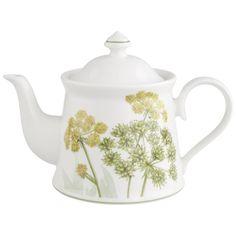 #yellow #flower teapot | Althea Nova collection