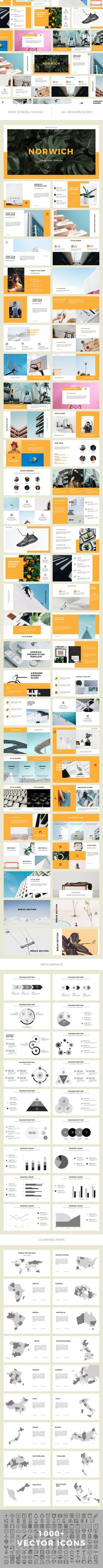 Norwich Keynote Template — Keynote KEY #keynote template #profile • Download ➝ https://graphicriver.net/item/norwich-keynote-template/21513485?ref=pxcr