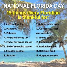 Florida Images, Season 12, Manatee, Weather, Landscape, Park, Nature, Outdoor, News 6