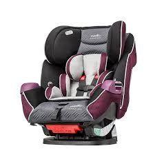 Evenflo Platinum Symphony LX All-In-One Convertible Car Seat - Josefina