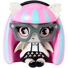 MH Nerdy Ghouls Rochelle Goyle Mini Figure