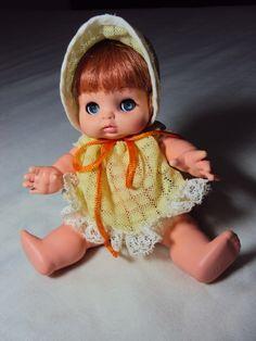 """Baby of """"Mãezinha"""" doll Estrela"""