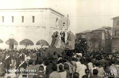 Talamo Anno 1961  Foto concesse dal Prof. Angelo Catano