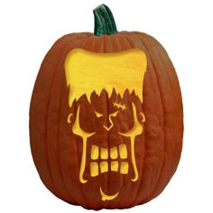 Over 700 Free Pumpkin Carving Patterns - Original Designs by The Pumpkin Lady ®. Download, print and carve your Halloween or Fall masterpiece!