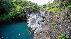 venus pool - Maui