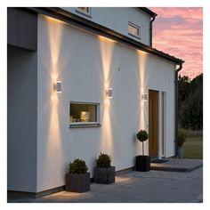 Applique ext rieure alpa anthracite luminaires for Plafonnier terrasse exterieure