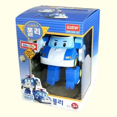#RobocarPoli #Transformation #Robot Korean TV Animation Academy #Gift Kids Car #Toy