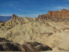 #Golden Canyon - #BadwaterLoop - #GowerGulch hike, #Death Valley