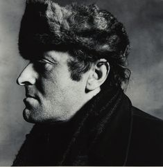 Irving Penn, Joseph Brodsky, New York, Jan. From Phillips Kreative Portraits, Irving Penn, Writers And Poets, Gelatin Silver Print, Genetics, Jon Snow, Joseph, Artsy, New York