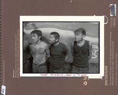 Danny Lyon, Three Mechanics, Taiyuan
