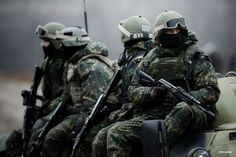 Russian Special Forces Unit