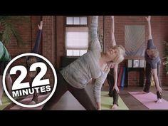 22 Minutes: Angry Yoga - YouTube