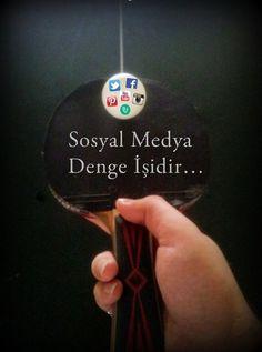 """Söz konusu sosyal medyaysa; """"Beş dakikada değişir bütün işler!""""... http://kisa.si/SosyalMedyaDenge"""