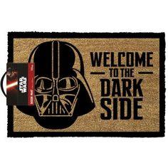 Star Wars Welcome To The Dark Side Paillasson Standard