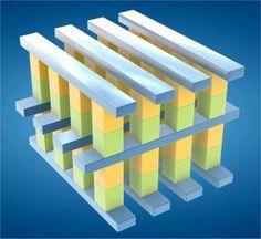 Eletrônica Alvorada : memória 3D
