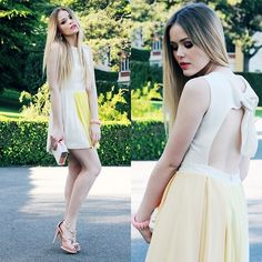 GREEN GARDEN (by Kristina Bazan) http://lookbook.nu/look/3446673-GREEN-GARDEN