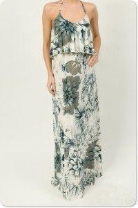Audrey Maxi Dress $110