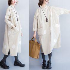 Women's autumn and winter long dress - Tkdress  - 1